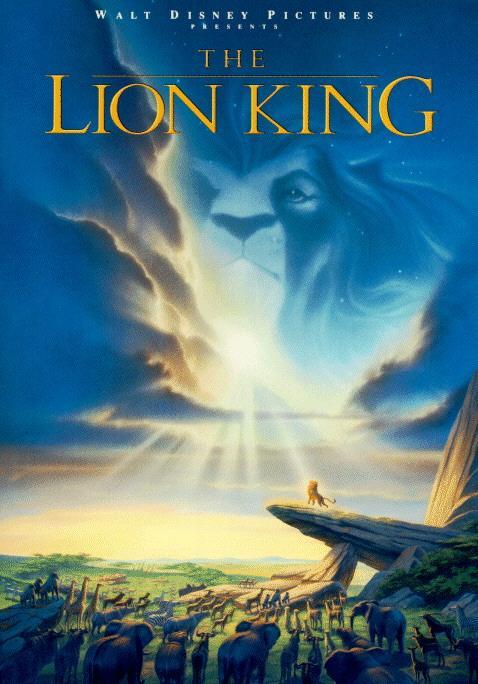 løvernes konge film online