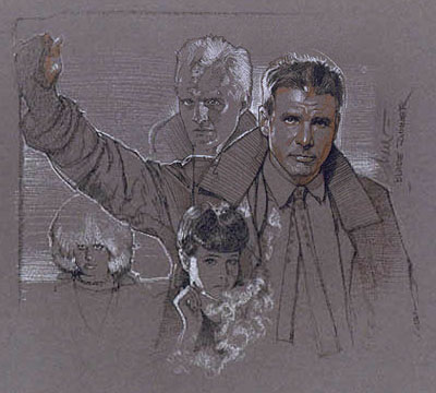 Drew Struzan Drawings Official Drew Struzan Website