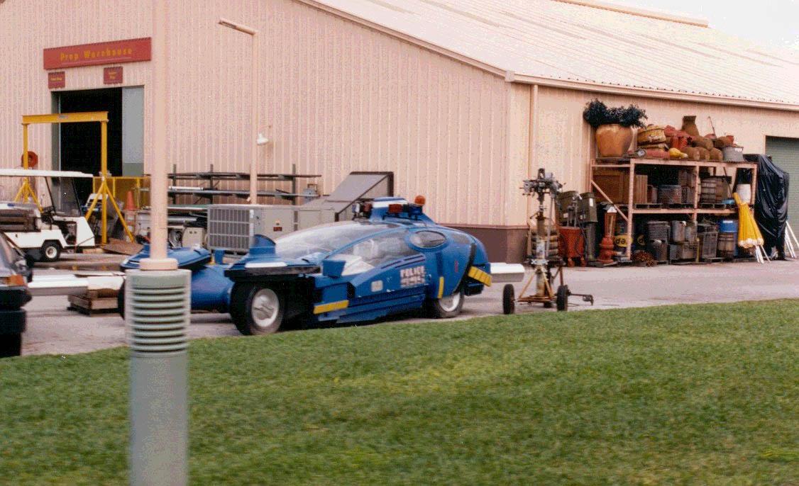 MGM backlot spinner